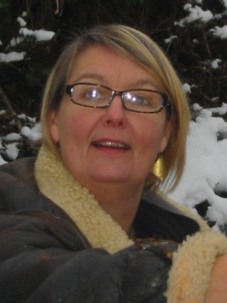 Photograph of Gill Jackman, a counsellor working in the Chew Valley, North Somerset